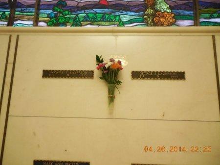 LAZERSON- SCHWARZ, LEONORE - Cook County, Illinois | LEONORE LAZERSON- SCHWARZ - Illinois Gravestone Photos