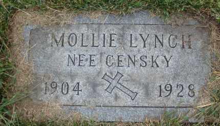 LYNCH, MOLLIE - Cook County, Illinois | MOLLIE LYNCH - Illinois Gravestone Photos