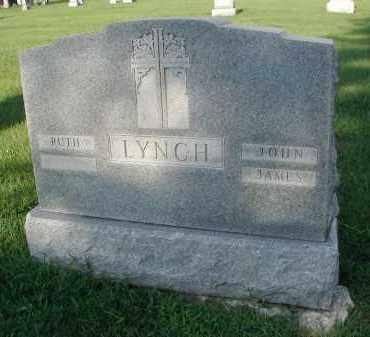 LYNCH, JAMES - Cook County, Illinois | JAMES LYNCH - Illinois Gravestone Photos