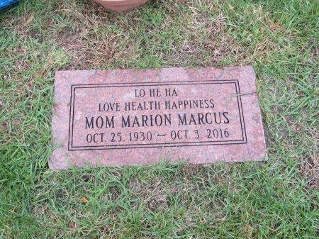 MARCUS, MARION FAY - Cook County, Illinois | MARION FAY MARCUS - Illinois Gravestone Photos