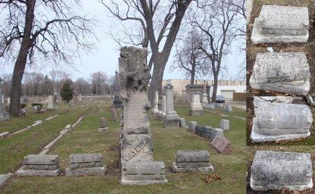 MAYESKIE, UNKNOWN - Cook County, Illinois | UNKNOWN MAYESKIE - Illinois Gravestone Photos