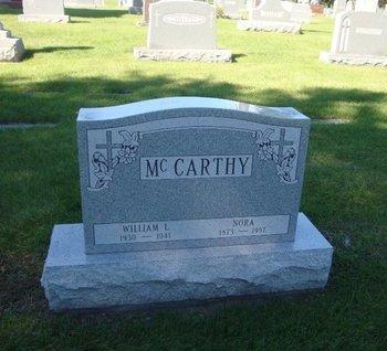 MCCARTHY, WILLIAM L. - Cook County, Illinois | WILLIAM L. MCCARTHY - Illinois Gravestone Photos