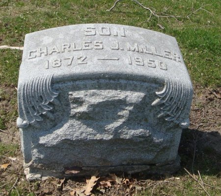MILLER, CHARLES J. - Cook County, Illinois   CHARLES J. MILLER - Illinois Gravestone Photos