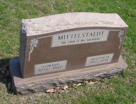 MITTELSTAEDT, EDWARD - Cook County, Illinois   EDWARD MITTELSTAEDT - Illinois Gravestone Photos