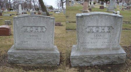 MOHR, HENRY - Cook County, Illinois   HENRY MOHR - Illinois Gravestone Photos