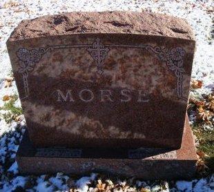 MORSE, FRANK L. - Cook County, Illinois | FRANK L. MORSE - Illinois Gravestone Photos