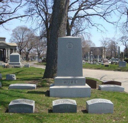 MUNK, MINNIE - Cook County, Illinois | MINNIE MUNK - Illinois Gravestone Photos