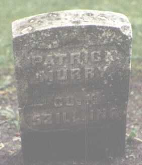 MURRY, PATRICK - Cook County, Illinois | PATRICK MURRY - Illinois Gravestone Photos
