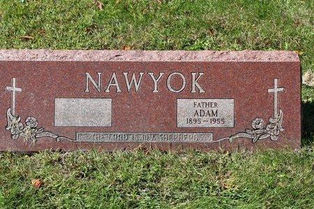 NAWYOK, ADAM - Cook County, Illinois   ADAM NAWYOK - Illinois Gravestone Photos