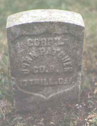 PATCHEN, JOHN - Cook County, Illinois   JOHN PATCHEN - Illinois Gravestone Photos