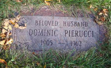 PIERUCCI, DOMINIC - Cook County, Illinois   DOMINIC PIERUCCI - Illinois Gravestone Photos