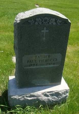 PIERUCCI, PAUL - Cook County, Illinois | PAUL PIERUCCI - Illinois Gravestone Photos