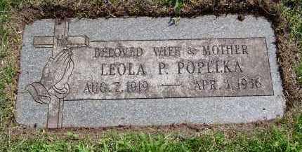 "FELCHT POPELKA, LEOLA ""LEA"" - Cook County, Illinois   LEOLA ""LEA"" FELCHT POPELKA - Illinois Gravestone Photos"