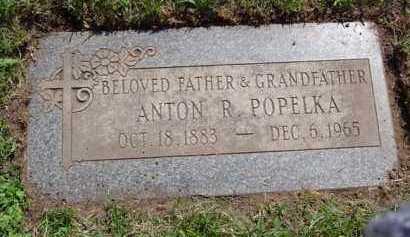 POPELKA, TONY - Cook County, Illinois | TONY POPELKA - Illinois Gravestone Photos