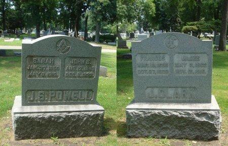 POWELL, JOHN S. - Cook County, Illinois | JOHN S. POWELL - Illinois Gravestone Photos