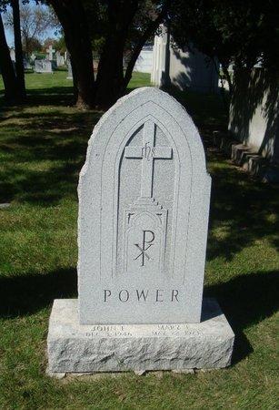 POWERS, JOHN F. - Cook County, Illinois   JOHN F. POWERS - Illinois Gravestone Photos