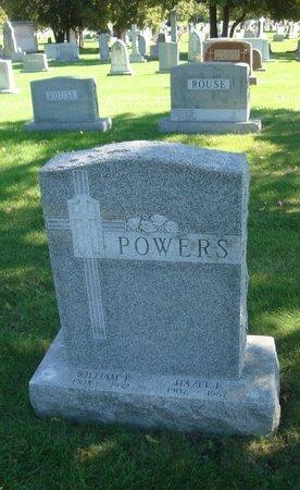 POWERS, WILLIAM P. - Cook County, Illinois | WILLIAM P. POWERS - Illinois Gravestone Photos
