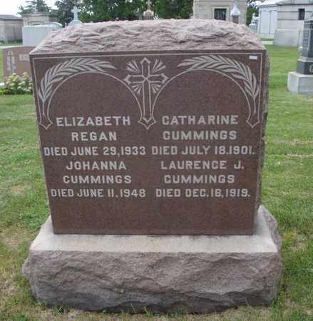 CUMMINGS, JOHANNA - Cook County, Illinois | JOHANNA CUMMINGS - Illinois Gravestone Photos