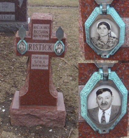 RISTICK, DUSHIN - Cook County, Illinois | DUSHIN RISTICK - Illinois Gravestone Photos