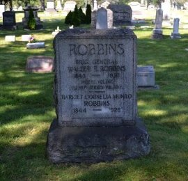 ROBBINS (CW), WALTER R. - Cook County, Illinois | WALTER R. ROBBINS (CW) - Illinois Gravestone Photos