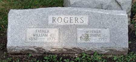 ROGERS, JOSEPHINE G. - Cook County, Illinois | JOSEPHINE G. ROGERS - Illinois Gravestone Photos