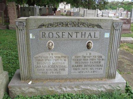 COHEN ROSENTHAL, SARAH E. - Cook County, Illinois | SARAH E. COHEN ROSENTHAL - Illinois Gravestone Photos