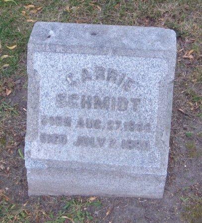 SCHMIDT, CARRIE - Cook County, Illinois   CARRIE SCHMIDT - Illinois Gravestone Photos