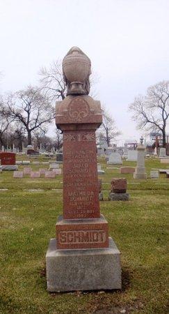 SCHMIDT, ANNA - Cook County, Illinois | ANNA SCHMIDT - Illinois Gravestone Photos
