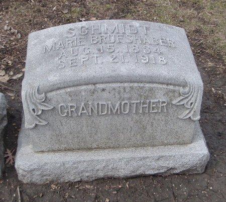 SCHMIDT, MARIE - Cook County, Illinois | MARIE SCHMIDT - Illinois Gravestone Photos