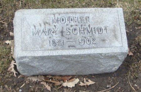 SCHMIDT, MARY - Cook County, Illinois | MARY SCHMIDT - Illinois Gravestone Photos