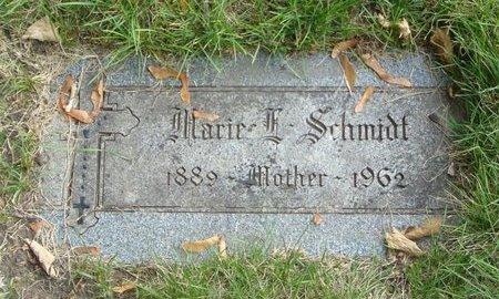SCHMIDT, MARIE E. - Cook County, Illinois | MARIE E. SCHMIDT - Illinois Gravestone Photos