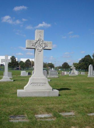 SCHMIDT, ANGELA - Cook County, Illinois | ANGELA SCHMIDT - Illinois Gravestone Photos