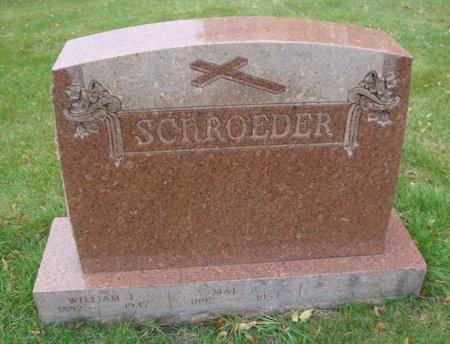SCHROEDER, WILLIAM F. - Cook County, Illinois   WILLIAM F. SCHROEDER - Illinois Gravestone Photos