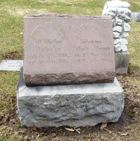 SCHULZE, WILHELM - Cook County, Illinois | WILHELM SCHULZE - Illinois Gravestone Photos