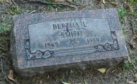 SMITH, BERTHA L. - Cook County, Illinois | BERTHA L. SMITH - Illinois Gravestone Photos