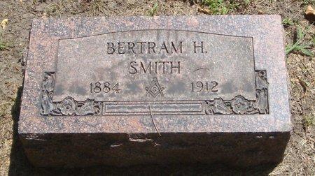 SMITH, BERTRAM H. - Cook County, Illinois | BERTRAM H. SMITH - Illinois Gravestone Photos