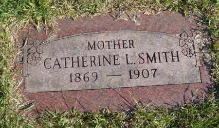 SMITH, CATHERINE L. - Cook County, Illinois   CATHERINE L. SMITH - Illinois Gravestone Photos