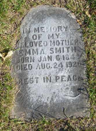 SMITH, EMMA - Cook County, Illinois | EMMA SMITH - Illinois Gravestone Photos