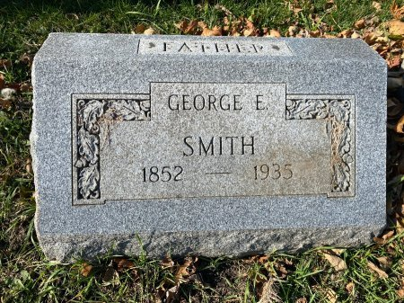 SMITH, GEORGE EDSON - Cook County, Illinois | GEORGE EDSON SMITH - Illinois Gravestone Photos