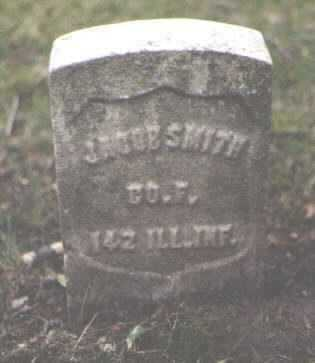 SMITH, JACOB - Cook County, Illinois | JACOB SMITH - Illinois Gravestone Photos