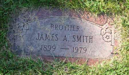 SMITH, JAMES A. - Cook County, Illinois | JAMES A. SMITH - Illinois Gravestone Photos
