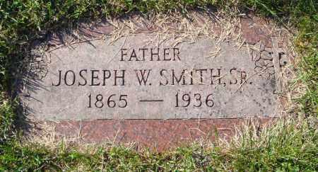 SMITH, JOSEPH W. SR. - Cook County, Illinois | JOSEPH W. SR. SMITH - Illinois Gravestone Photos