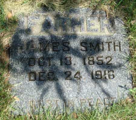 SMITH, JAMES - Cook County, Illinois | JAMES SMITH - Illinois Gravestone Photos