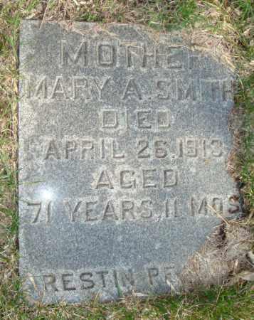 SMITH, MARY A. - Cook County, Illinois | MARY A. SMITH - Illinois Gravestone Photos