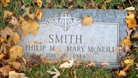 SMITH, PHILIP M. - Cook County, Illinois | PHILIP M. SMITH - Illinois Gravestone Photos
