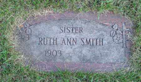 SMITH, RUTH ANN - Cook County, Illinois | RUTH ANN SMITH - Illinois Gravestone Photos