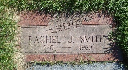 SMITH, RACHEL J. - Cook County, Illinois | RACHEL J. SMITH - Illinois Gravestone Photos
