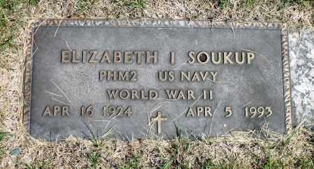 SOUKUP, ELIZABETH I. - Cook County, Illinois | ELIZABETH I. SOUKUP - Illinois Gravestone Photos