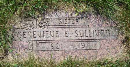 SULLIVAN, GENEVIEVE E. - Cook County, Illinois   GENEVIEVE E. SULLIVAN - Illinois Gravestone Photos