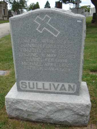 SULLIVAN, EUGENE - Cook County, Illinois | EUGENE SULLIVAN - Illinois Gravestone Photos